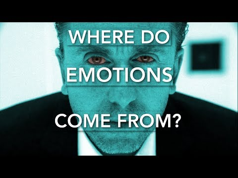 Where do Emotions come from? You create them.