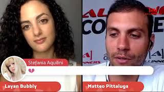 Layan Bubbly e Matteo Pittaluga - Allinners Conference
