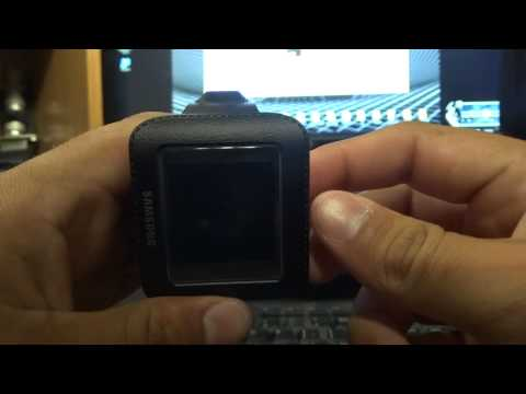Galaxy Gear custom ringtones