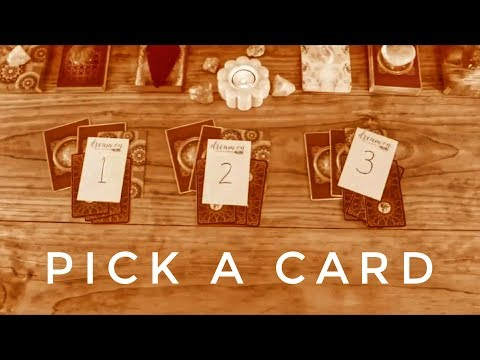 Pick A Card - What Do They Secretly Want to Tell You?