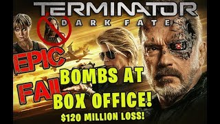 Terminator: Dark Fate BOMBS & DESTROYS Franchise! - Angry Rant