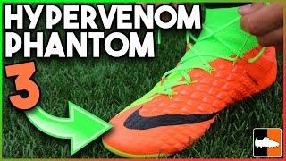 New Hypervenom Boots! Latest Nike Phantom 3 DF Cleats