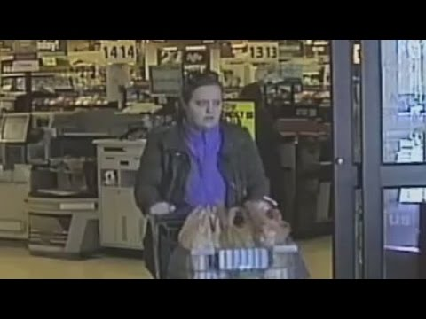 Delaware Co. SO looking for woman using multiple stolen credit card numbers at Kroger locations