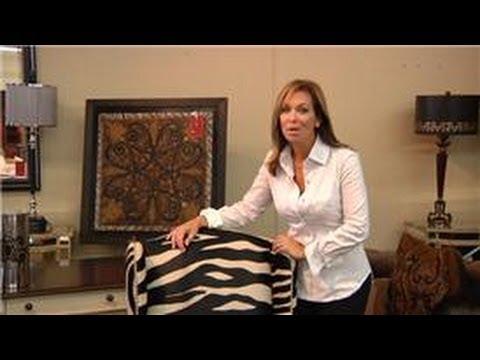 Interior Design Basics : How to Rearrange Furniture to Make a Living Room Look Bigger