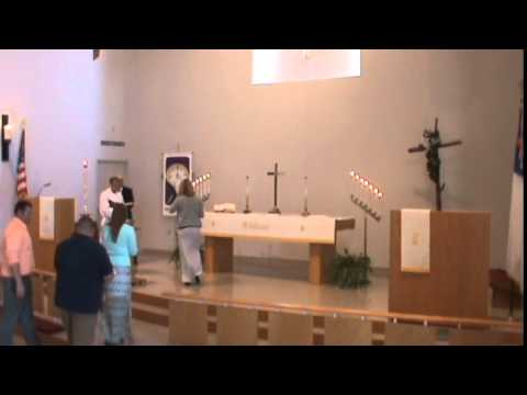 Fifth Sunday of Easter, 5-03-2015, 1030am Service