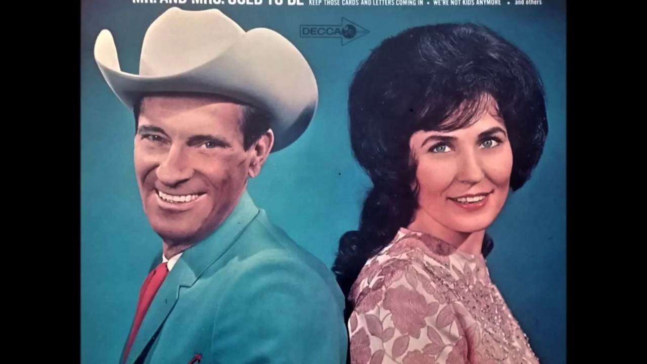 Ernest Tubb & Loretta Lynn ~ Mr. and Mrs. Used To Be