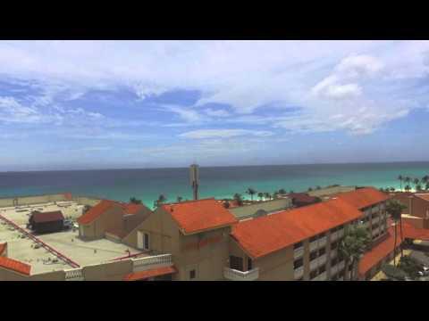 Drone Flying In Aruba