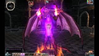 Neverwinter Nights - Monk ooze bashing - PakVim net HD