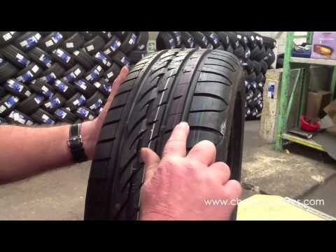 Understand the Tread Wear Indicator - Challenger Tyres