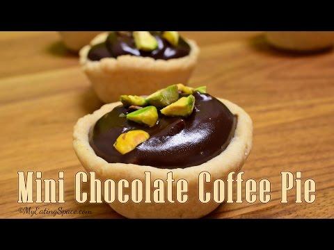 Mini Chocolate Coffee Pie Recipe