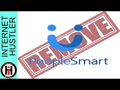People Smart Opt Out Of Public Record Database - Protect Your Information - Spencer Coffman