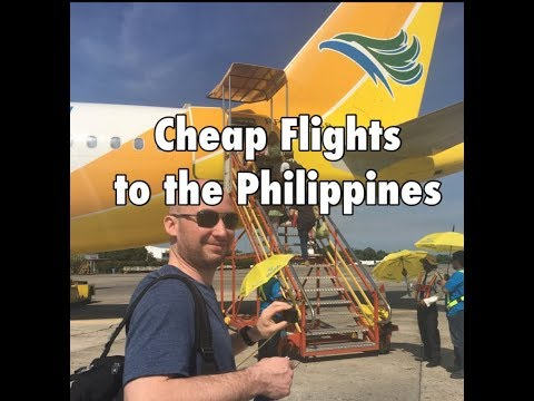 Cheap Flights  to the Philippines.
