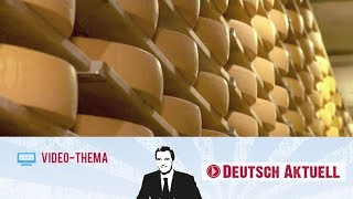 Ein ganz besonderer Käse: der Gruyère | Deutsch lernen mit Videos