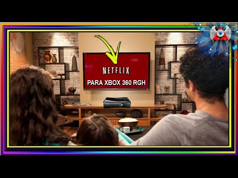 Instalando Netflix no Xbox 360 RGH • (nº1018)