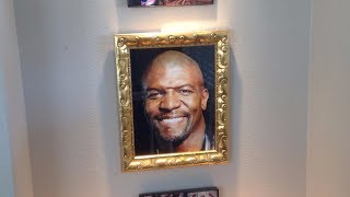 Man Builds Brother SHRINE TO TERRY CREWS While House Sitting | What