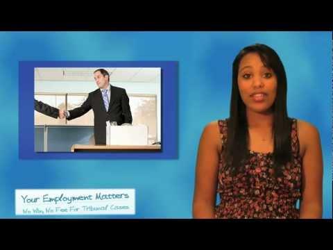 Unfair dismissal & constructive dismissal explained