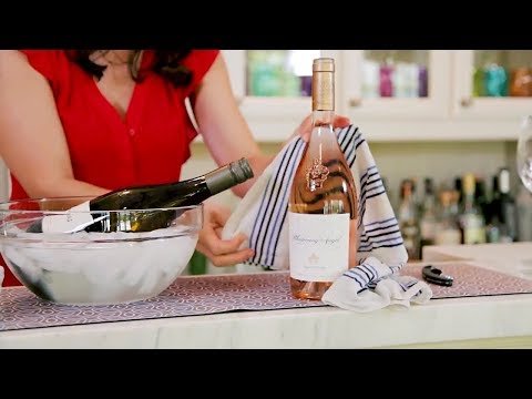 Quick Tip: How to Chill Wine