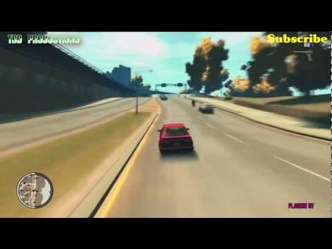 Best GTA 4 Secret Cars w/ Live Commentary (HD)