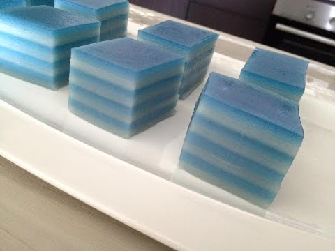 Kuih Lapis (Steamed Layered Cake)