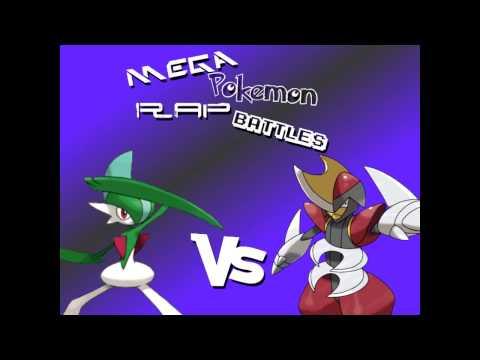 Bisharp vs Gallade - Mega Pokemon Rap Battles #5. (AUDIO ONLY)