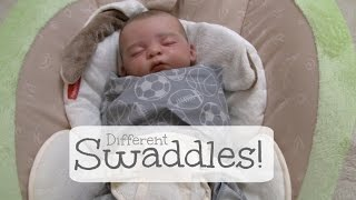 Different Ways To Swaddle Your Reborn Baby