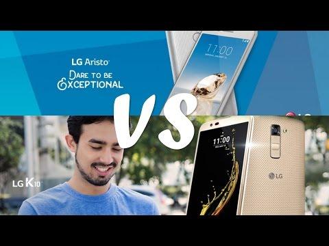 LG Aristo VS LG K10 - metro PCS