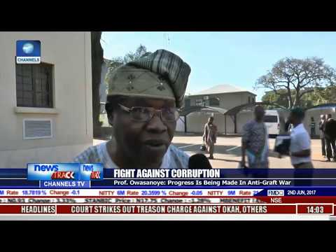 Fight Against Corruption: Nigeria Community In South Africa Discuss Home Country