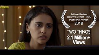 Two Things - Award Winning Short Film - Tales N