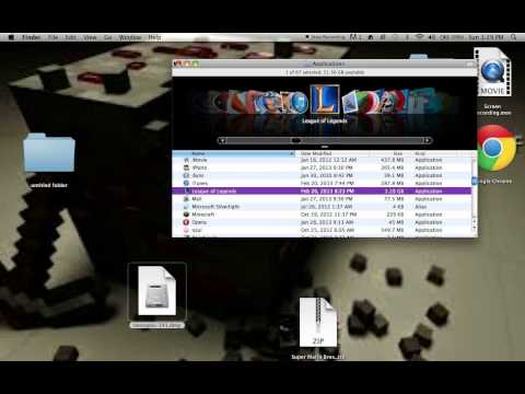 (UPDATED) How to install Emulators and Roms on Mac