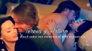 Teresa y Arturo - Você não me ensinou a te esquecer