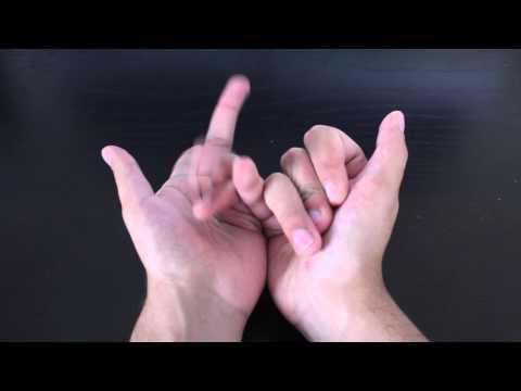 Finger Exercise and Gloving Tutorial