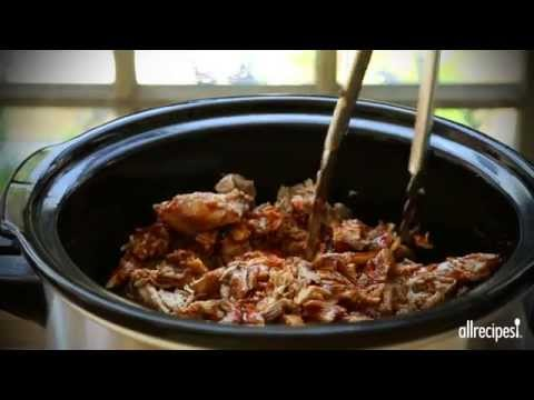 How to Make Pulled Pork | Slow Cooker Recipes | Allrecipes.com