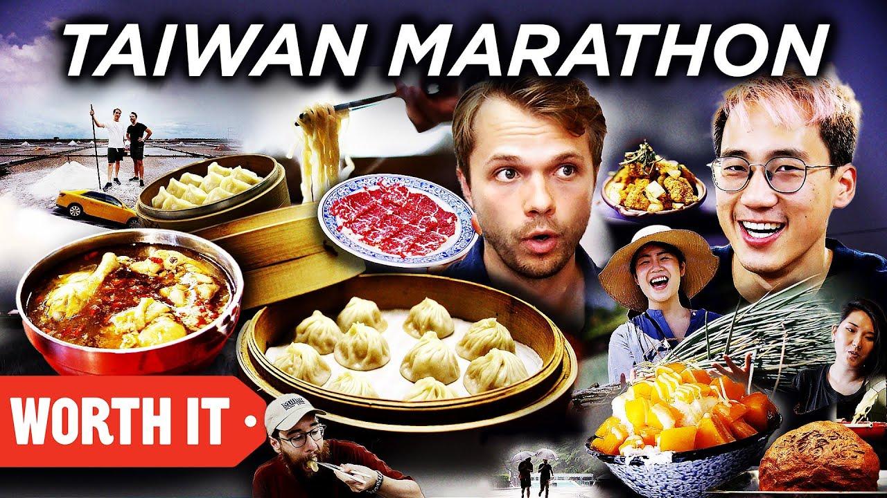 Worth It: Taiwan Marathon