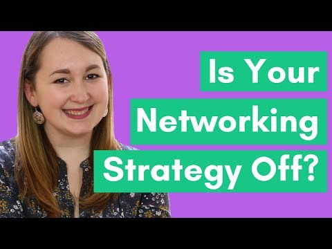 3 HUGE Problems With Your Networking Strategy