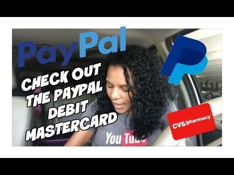 Paypal Debit Card & CVS Beauty Buck Headache!