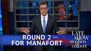 Stephen Does The Math On Manafort