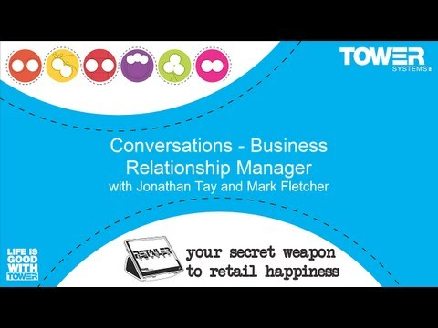 Conversations - Business Relationship Manager
