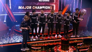 Virtus.Pro vs Vici Gaming - Grand Final - Bo5 Game 5 - CORSAIR Dream League Season 11