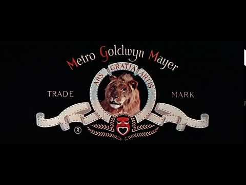MGM 1957 logo with 1995 roar