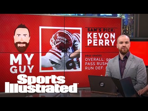 Tim Settle, Kevon Perry Are Top Defensive Line Players On Draft Radar | SI NOW | Sports Illustrated