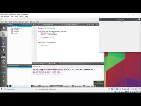 Install Qt on Kubuntu 15.10/VirtualBox