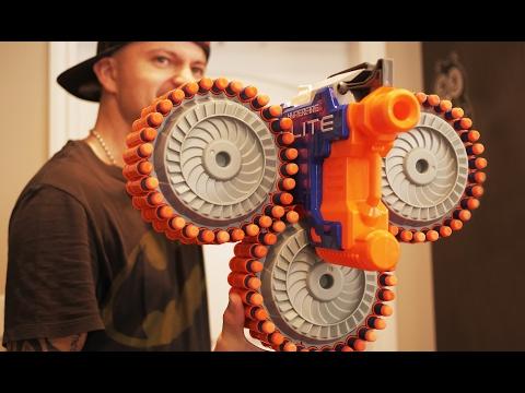 NERF GUN WAR 2