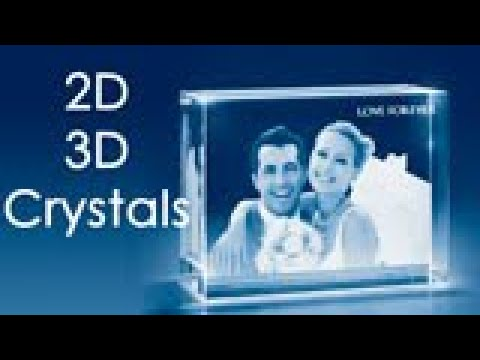 How to make her or him surprise/ happy with personalized crystal gifts