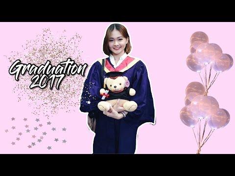 i've graduated!! (vlog) | 02.05.17
