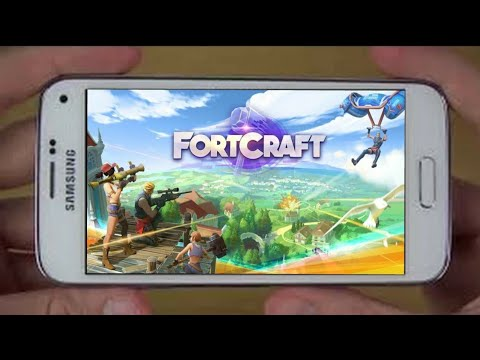 [426 MB] How to download FortCraft on Android 2018 (Must Watch)