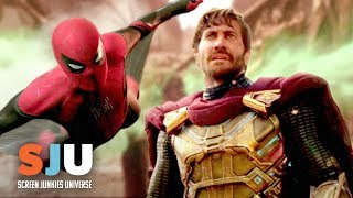Download Let's Talk About That Spiderman: Far From Home Trailer! - SJU Video