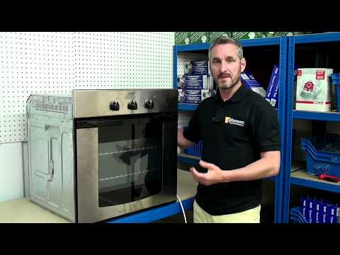 How to Replace & Fit an Oven Fan Motor