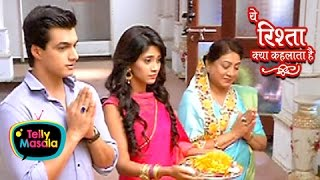 Naira Goes Back To Singhania House After Marriage | Pagphera Scene  | Yeh Rishta Kya Kehlata Hai