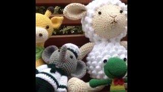 Brinquedos De Coelho Feitos À Mão Para Bebês Crochê De Ovelha ... | 180x320