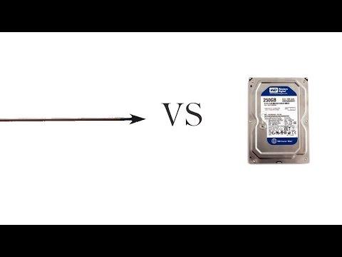 Arrow VS Tech   Episoide 1: Hard Drive